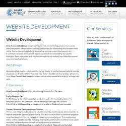 Web Development Solutions, Web Design Firms, Affordable Web Design
