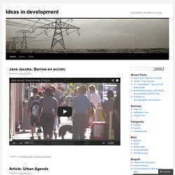 Ideas in development | Just another WordPress.com site