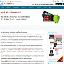 Hire Android Development Company