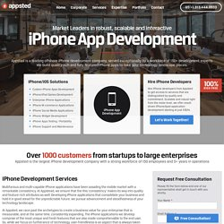Custom iOS Application Services