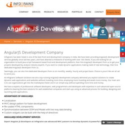 Are You Looking For AngularJS Development Company In UAE ?