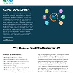 ASP.Net Development - Asp.Net Application Development Company