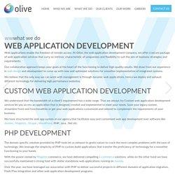 Website Development Services, Web Application Development Company Delhi, India