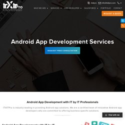 Top android app development company in Jaipur