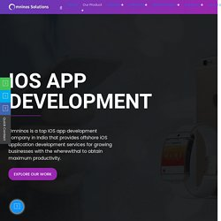 Top Rated Ios App Development Company in India & USA