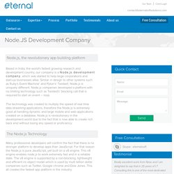 Hire Experts Node.JS Web Applications Developer