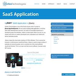 Jquery Mobile App Development,JQuery Mobile Applications,Jquery Web Services