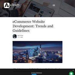 Ecommerce Website Development Trends in 2020