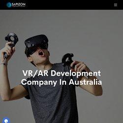 VR/AR Development Company In Australia