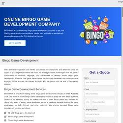 Online Custom Bingo Card Game App Development Australia, USA - BR Softech