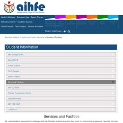 Australian Institute of Higher and Further Education