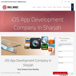 iOS App Development Company In Sharjah