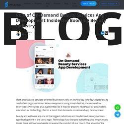 On Demand Beauty Services App Development India Chandigarh Mohali