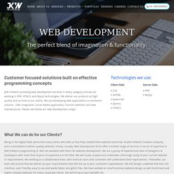content management system service provider