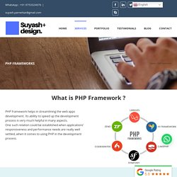 Freelance Frontend Development Services – Laravel
