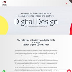 Website design & development company in Bangalore, Coimbatore
