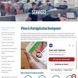 Hire the top-rated Mobile App Development Companies Houston