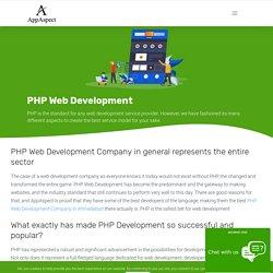 PHP web development Company Ahmedabad