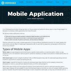 Mobile App Development Company in Los Angeles