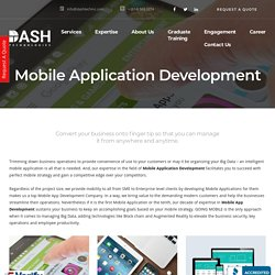 Top Mobile App Development Company in Ohio, USA