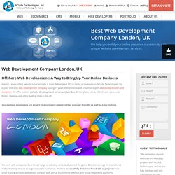Web Design Agency London