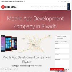 Best Mobile App Development Company in Riyadh