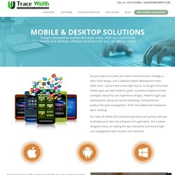 Mobile App Development, Mobile App Development Company Tampa
