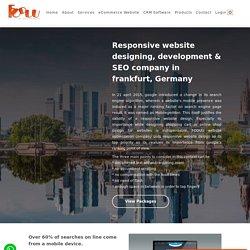 SEO Company in Frankfurt Germany
