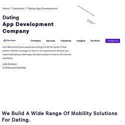 Top Dating App Development Company London