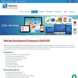 Web Application Development Company in Gurgaon