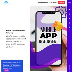 Mobile App Development Company On Top