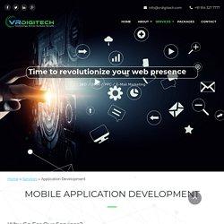 Mobile App Development Company in Jaipur & Kolkata, India