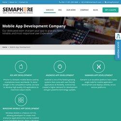 Top Mobile App Development Company in India, USA