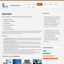best web design company in delhi