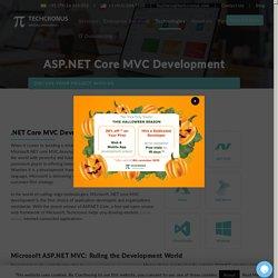 .NET Core MVC Development Company India