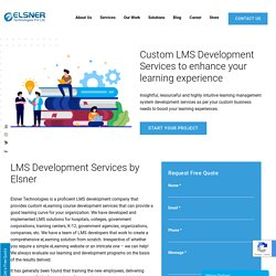 LMS Development Company - Elsner Technology