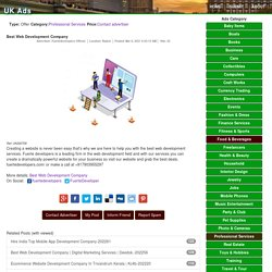 Best Web Development Company UK202709