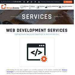 AngularJS Web Application Development Services Company