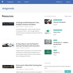 Resources | DesignModo
