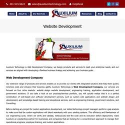 Website Developer Rockville, Maryland