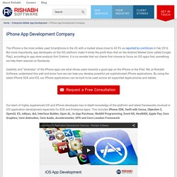 iPad & iPhone Application Development Company