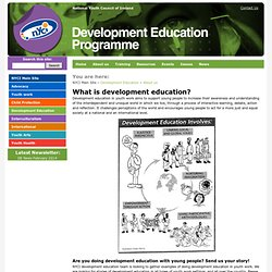 Development Education Programme of the National Youth Council of Ireland