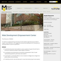 Male Development Empowerment Center