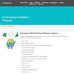eCommerce Development Phoenix, eCommerce Web Design Phoenix