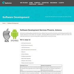 Software Development Company Phoenix, Arizona Software Development