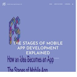 The Stages of Mobile App Development Explained