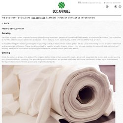 Fabric Development and Finishing Australia