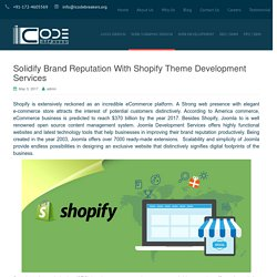 Expand Your Business With Shopify Theme Development