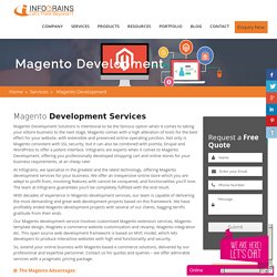 Magento Ecommerce Website Development Services Company