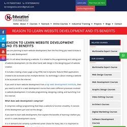 Top Web Development Institutes In Delhi